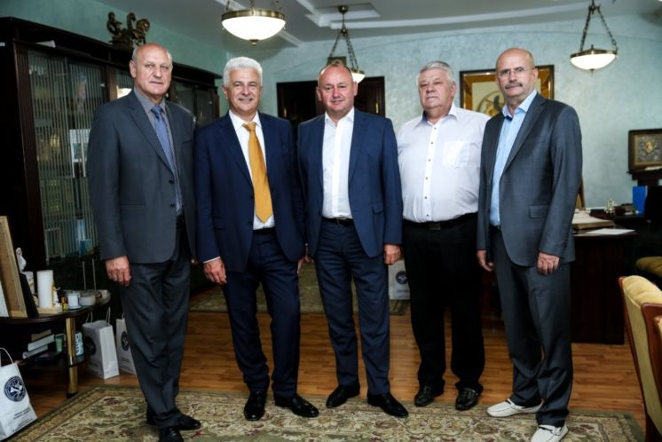 Відбулася зустріч Федерації роботодавців України з підприємцями Тернопільщини