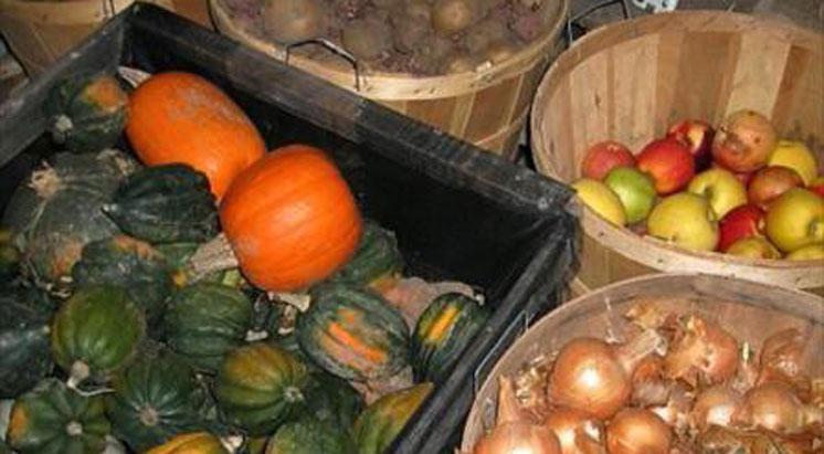 Осінні премудрості: як зберігати овочі