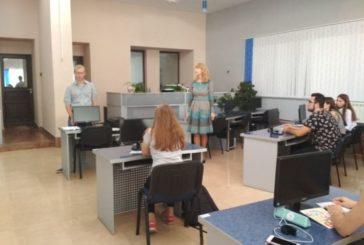 Студенти ТНЕУ можуть вивчати німецьку мову разом із представником Дрезденського технічного університету (ФОТО)