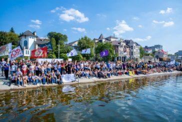 «Університетська морська миля» об'єднала студентську молодь ТНЕУ (ФОТОРЕПОРТАЖ)