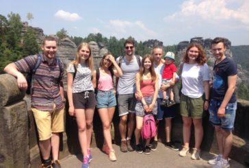 Студенти ТНЕУ навчалися у Технічному університеті Дрездена (ФОТО)