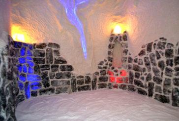 У селі на Збаражчині облаштували унікальну сольову кімнату. Для неї використали майже 2 тонни солі (ФОТО)