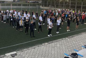 У ТНЕУ відзначають День студентського спорту (ФОТОРЕПОРТАЖ)
