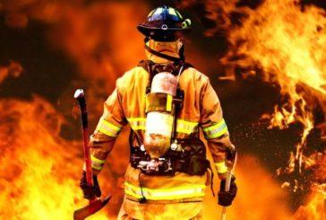 Хто спалював траву у Зборові, поблизу АЗС?