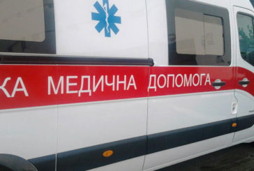 На Тернопільщині під час висотних робіт обірвалась люлька крана: двоє людей в реанімації у важкому стані