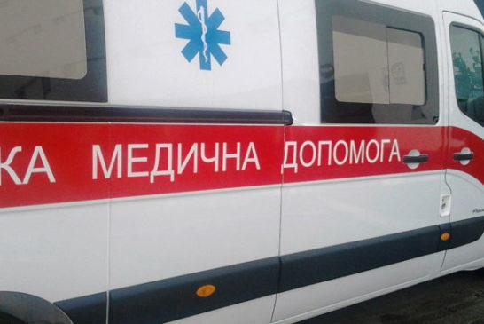 На Тернопільщині з травмами до лікарні потрапив восьмирічний хлопчик з порізами