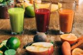 Найкорисніші овочеві фреші