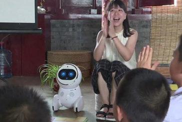 У дитсадках Китаю вихователів замінили… роботи
