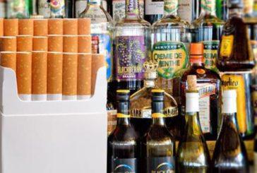 Підприємців Тернопільщини за порушення торгівлею алкоголем та цигарками оштрафували на 2,3 млн грн