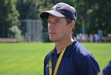 Тренер тернопільської «Ниви» подав у відставку