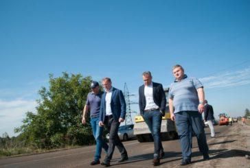 Тернопільщина у п'ятірці кращих областей за темпами ремонту доріг (ФОТО)
