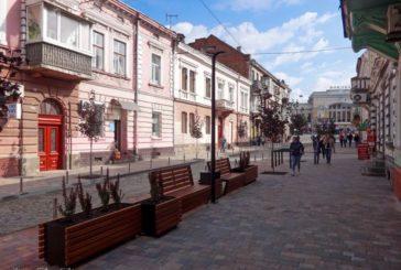Оновлену вулицю Чорновола у Тернополі вже відкрили для проїзду (ФОТО)