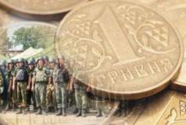 Тернопільщина підтримала армію 148,7 мільйонами гривень військового збору