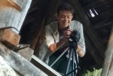 Тернопільські школярі самостійно знімають фільм-фентезі «Знайди мене в наступному столітті»