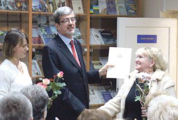 Тернопільські бібліотекарі отримали нагороди (ФОТО)