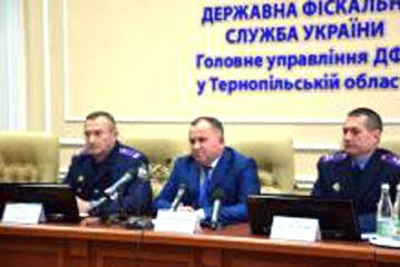 31,5 мільйонів гривень - економічний ефект від роботи податкової міліції Тернопільщини (ФОТО)