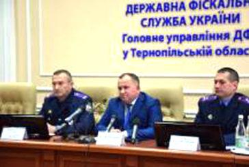 31,5 мільйонів гривень – економічний ефект від роботи податкової міліції Тернопільщини (ФОТО)
