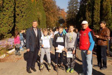 Для маленьких жителів Шумська провели «роликові» змагання (ФОТО)