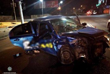 Внаслідок жорсткого ДТП у Тернополі, троє людей у важкому стані в лікарні (ФОТО)