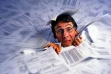 Бізнесмен витрачає на бюрократію в Україні купу часу і в рік збирає 500 сторінок документів