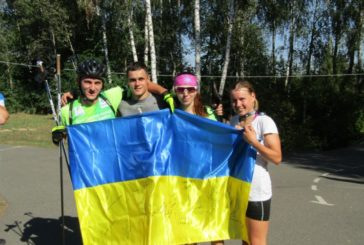 Студенти ТНЕУ – переможці літнього Чемпіонату України з біатлону (ФОТО)
