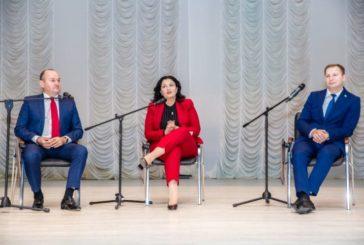 Гостя ТНЕУ – Віце-прем'єр-міністр з питань євроінтеграції (ФОТО)