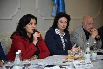 Віце-прем'єр-міністр Іванна Климпуш-Цинцадзе: «Європейський проект буде неповноцінним без України»