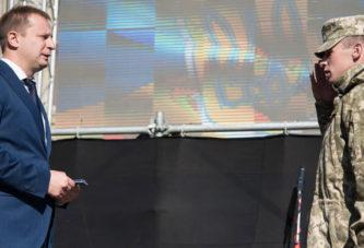 Голова Тернопільської ОДА Степан Барна: «Героїзм нашого війська бентежить ворогів»