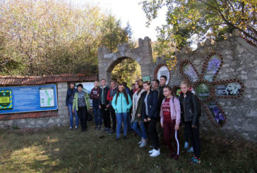 Для школярів Гримайлова організували пошукову експедицію в Медобори (ФОТО)
