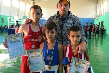 Юні боксери Тернопільської ДЮСШ привезли повний комплект нагород з Всеукраїнського турніру