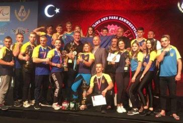 Тернополяни стали призерами на чемпіонаті світу з армрестлінгу