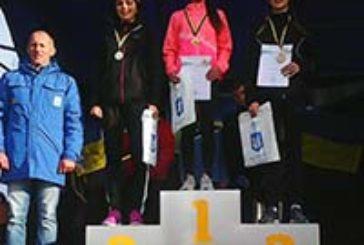 Команда легкоатлетів Тернопільської ОДЮСШ – бронзовий призер чемпіонату України з легкоатлетичного кросу