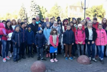 Напередодні Дня захисника України дітям тернопільських бійців подарували відпочинок у Карпатах (ФОТО)