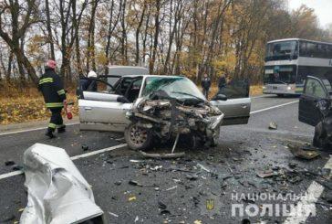 На Тернопільщині чергове жорстке ДТП: винуватиця аварії без свідомості в реанімації (ФОТО)