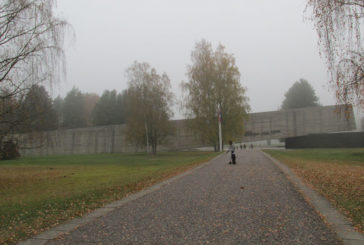 Що вразило тернопільську журналістку в концтаборі «Саласпілс» у Латвії? (ФОТОРЕПОРТАЖ)