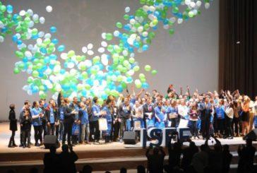Команда Борщівської філії МАН представила Тернопільську область на конкурсі «POLYTECO Україна 2018-2019»