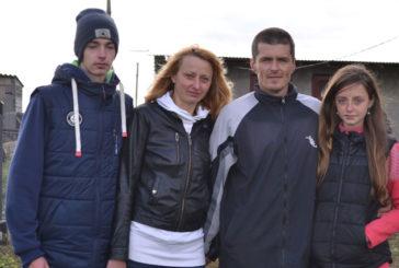 Сім'я Парубочих повернулася із заробітків і створила молочну ферму у рідному селі на Бучаччині (ФОТО)