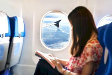 А квиток на літак я зберегла…