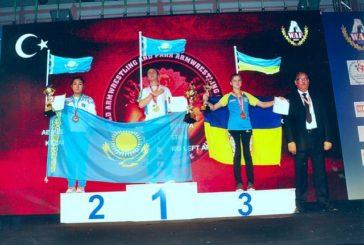 Студентка Кременецького педагогічного коледжу Вікторія Петронюк бронзовий призер Чемпіонату світу (ФОТО)