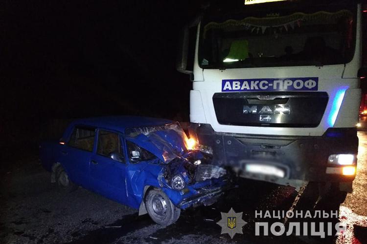 На Тернопільщині після двох ДТП, до реанімації потрапило троє людей (ФОТО)