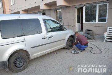 У Тернополі чоловік відпросився в роботодавця, щоб потім обікрасти його (ФОТО, ВІДЕО)