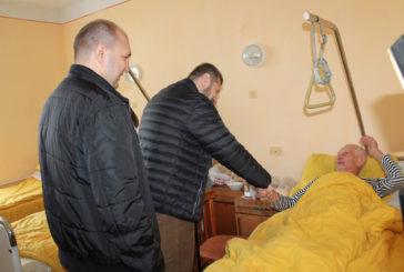 Богдан Яциковський: «Завдяки допомозі радикалів у лікарні стане тепліше»