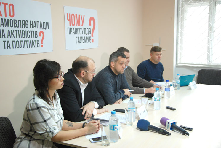 Ігор Турський: «Я підозрюю в організації нападу міського голову та його близьке оточення»