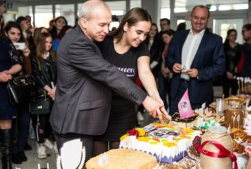 Факультет фінансів ТНЕУ запроваджує нові традиції (ФОТО)
