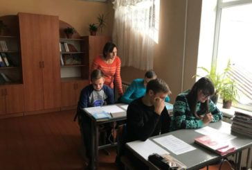 У ТНЕУ провели ділову гру для учнів: «Я – майбутній фінансовий менеджер» (ФОТО)