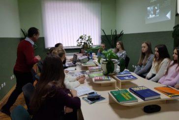 Студенти кафедри фінансового менеджменту та страхування ТНЕУ набувають досвіду спілкування фаховою польською мовою (ФОТО)