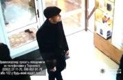 На камери спостереження потрапив викрадач Iphone 7 з крамниці у Тернополі (ВІДЕО)