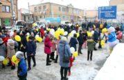 У Товстому Заліщицького району відкрили дитячий парк (ФОТО)
