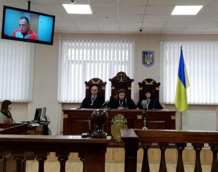 Суддя оголосила самовідвід: апеляційний суд Тернополя вирішуватиме, чи тримати нападника на Ігоря Турського під вартою
