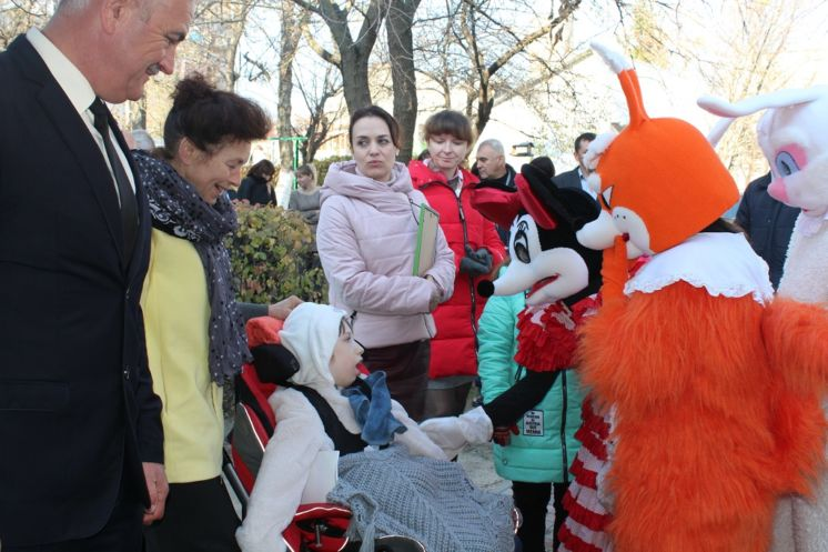 У Кременці відкрили інклюзивно-ресурсний центр – другу домівку для дітей з інвалідністю та особливими освітніми потребами (ФОТО)